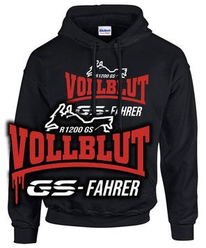 R1200GS Sweatshirt GS Biker Funshirt Hoodie Aufkleber Zubehör