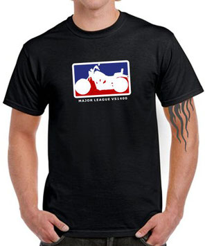 Intruder vs 1400 Tuning Zubehör T-Shirt Motorrad Biker
