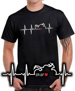 ER-6f Tuning Zubehör T-Shirt