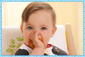 Почему дети сосут палец?