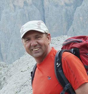 Günther Gramm - Bergwanderführer und Radguide