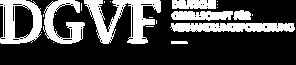DGVF - Deutsche Gesellschaft für Verhandlungsforschung Logo