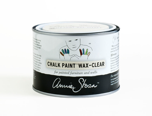 Annie Sloan Chalk Paint - Clear Wax