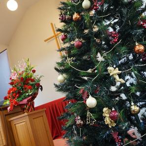 クリスマス 宇治 教会 キリスト教 プロテスタント 京都