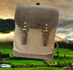 Herrentaschen aus robustem Öko-Leder