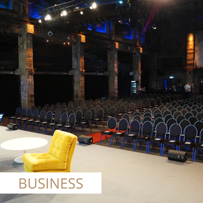 The location for every event - Business events at DIE HALLE Tor 2
