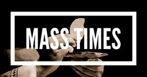 Mass Times App