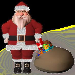Weihnachtsgedichte für Kinder: Knecht Ruprecht