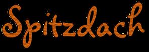 Spitzdach