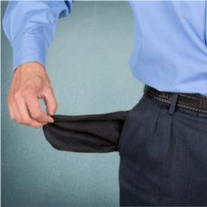 Réparation fond de poche déchiré