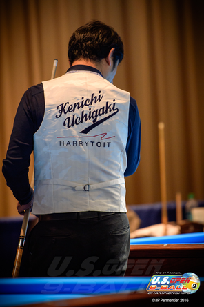 Photo Courtesy of U.S. Open 9-ball Championships & JP Parmentier