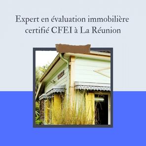 Expert évaluateur immobilier, votre professionnel de l'estimation à La Réunion