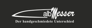 Logo alb-Messer