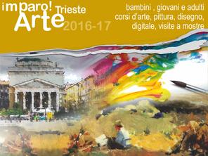 Corsi d'arte a Trieste , casa della Cultura DFO ,