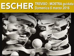 Trieste, Visita Guidata ESCHER, casa cultura David Ferriz
