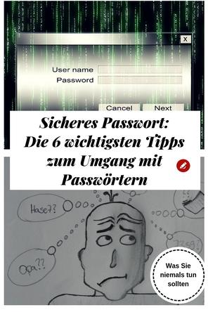 Sicheres Passwort #computer