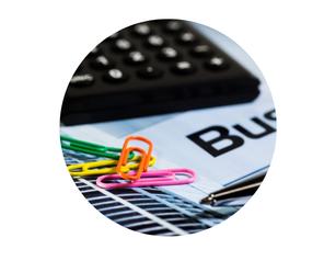 devis, facturation, gestion des clients, gestion des fournisseurs, suivi trésorerie et de la banque, calcul, tableau de bord