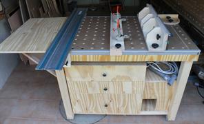 eine werkstatt f r holzverarbeitung einrichten und selber bauen heimwerker tutorial zum. Black Bedroom Furniture Sets. Home Design Ideas