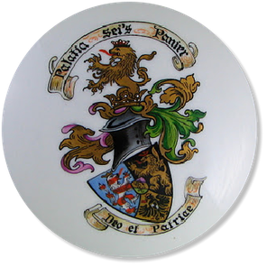 Studentische Couleur Wappen