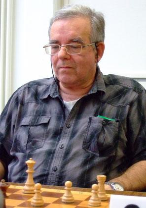 Martin Schäfer entschied den Mannschaftkampf (Foto: A. Obdenbusch)