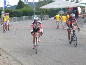"""J-Marc sur """"L'Ardéchoise Marathon"""": 280 km-5400m D+"""