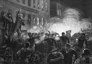 Révolte du Haymarket Square