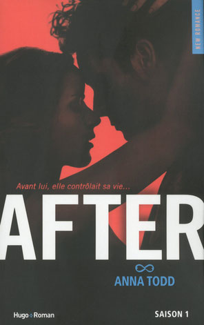 couverture d'After T1 d'Anna Todd