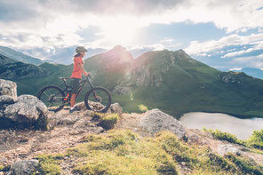 e-Mountainbike Tour