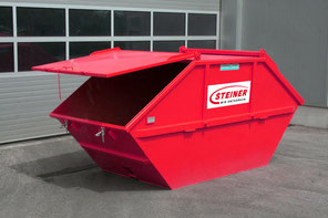 Absetzmulde Container