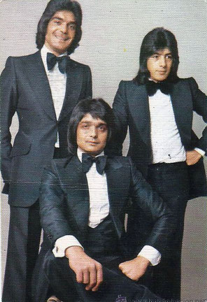 NO SÉ POR QUÉ 1976 -  POSTAL PROMOCIONAL