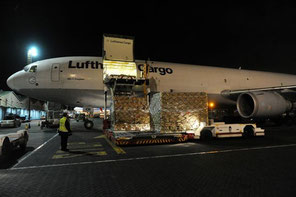 Offer identical tariffs: LH Cargo…