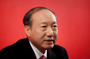 HNA's co-founder and co-chairman Chen Feng