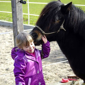 Your little horse lover will find their dream come true here at Pony Gang Equestrian Services in Camden