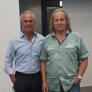 Dr. Steve Bierman & Klaus Thiel