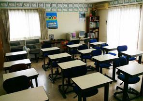 峯尾塾の授業風景とみねお塾とは