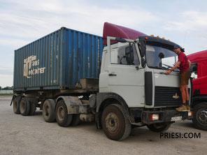 Unser Maz - Truck!