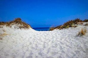 Spiaggia Sa Pedra Ruia, Sardinien, Italien, Strand, Die Traumreiser