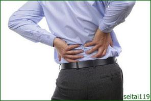 内臓疾患による腰痛