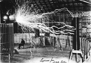 la Bobina Tesla Coil