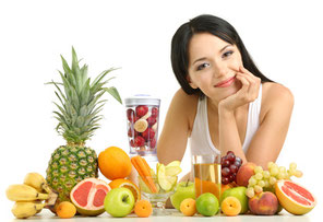 Saftkur für eine gesunde Ernährung