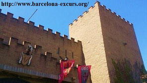 Замок Валтордера - вид днем