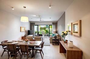 vente Appartement vendu meublé IRS LA BALISE MARINA ILE MAURICE