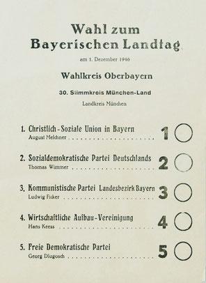 Bildnachweis: Bildarchiv Bayerischer Landtag, Foto Rolf Poss