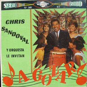 Chris Sandoval, pionero de la música chicana.