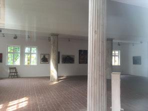 Tonnengewölbe Schul- und Gebetshaus