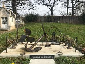 En 2018, un mémorial des mariniers du Midi est inauguré dans le cimetière de Gardouch.