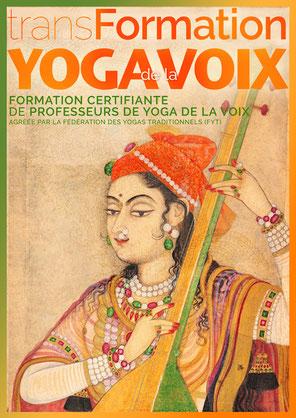 Yoga de la Voix, Mantras et Chant Sacré de l'Inde  - www.yogadelavoix.com