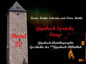 Petra Mettke und  Karin Mettke-Schröder/™Gigabuch-Bibliothek/iAutobiographie Band 22