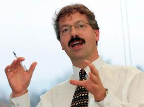 Philipp Vorndran sagt einen markanten Mangel an Arbeitskräften voraus.