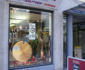 Das Atelier in Schwetzingen
